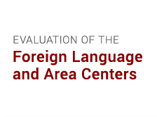 Picture of Evaluation of the Foreign Language and Area Centers, University of Chicago