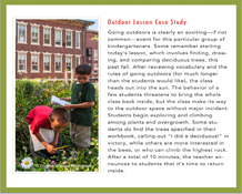 Outdoor Lesson Case Study 2